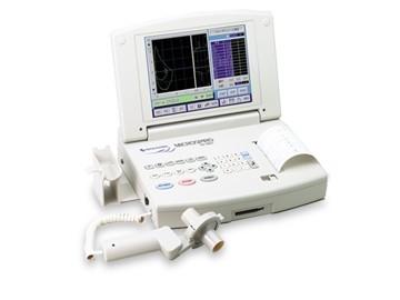 Slika Microspiro -801 Nihon Kohden  medicinski spirometar, Microspiro HI-801