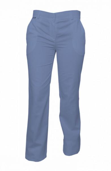 Slika Dostupno Sive -zenske pantalone za zdrastvene radnike
