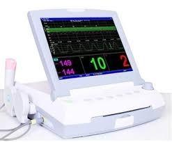 Slika FHR- Toco portabl Fetal Monitor CTG aparat
