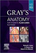 Slika Gray's Anatomy  Flash Cards, 4th Edition