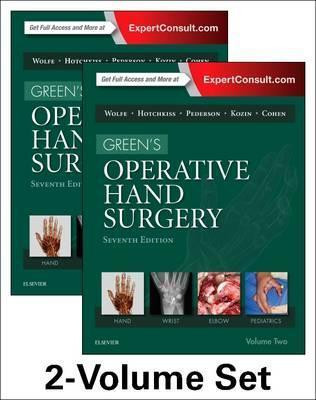 Slika Green's Operative Hand Surgery, 2-Volume Set