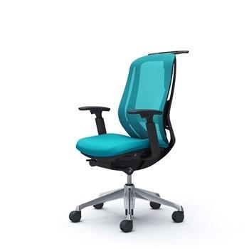 Slika Okamura Sylphy [Sylphy] mrežasta stolica [svih 8 boja koje treba odabrati]