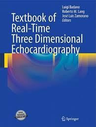 Slika Textbook of Real Time Three Dimensional Echocardiography