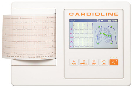 Slika eCG 100L Cardioline