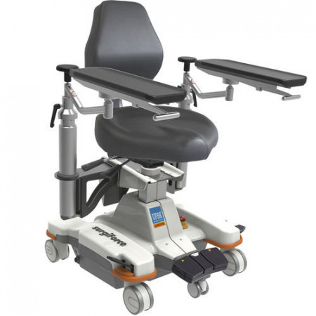 Slika Mobile surgeon's chair / height-adjustable surgiForce light