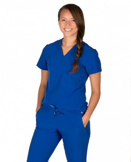 Slika Secret Pockets? The Perfect Addition to Medical Scrubs - Blue Sky ...