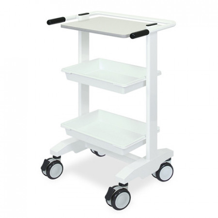 Slika TAKADA-medical cart ,Takada medicinska kolica u tri nivoa