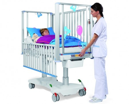 Slika TOM 2 pedijatrijski kreveti Nemacka