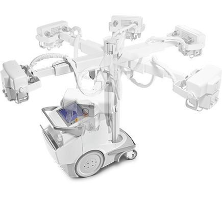 Slika United Imaging uDR-370i Mobilni Rendgen sistem
