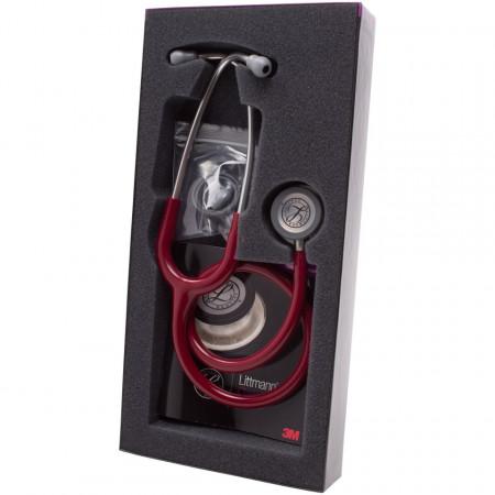 "3M Littmann Classic III Stethoscope, 27""Boja bordo"