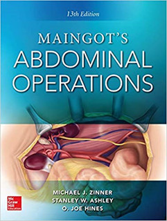 Slika Maingot's Abdominal Operations. 13th Edition Maingot's Abdominal Operations. 13th Edition