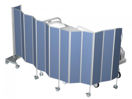 Mobilni paravani za Bolnice Easy-Click.