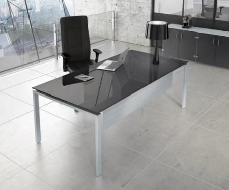 Slika Silver1 office desk radni sto