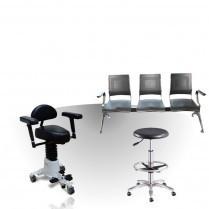 Slika Razne stolice za ordinacije