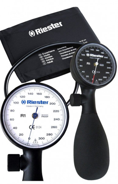 Slika Riester R1 Palm Style Shock-Proof Aneroid Sphygmomanometer