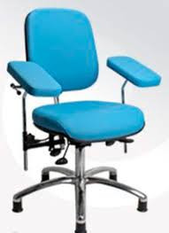 Slika Blood donation chair VELA Latin R7 VELA