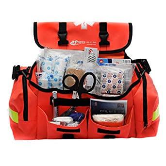 Slika First Aid Kit Emergency Response Trauma Bag , Mediicnska torba sa priborom