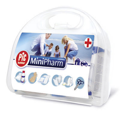Slika First aid medical kit Pic solution , Medicinski komplet za prvu pomoc
