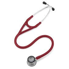 Slika Littmann Cardiology IV Stethoscope: Burgundy - Mirror Finish 6170