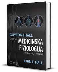 Slika Medicinska Fiziologija 13. Gyton Hall  Izdanje, Najnovije izdanje