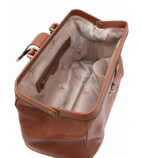 Slika Medicinska torba od koze KL11