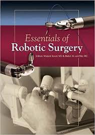 Slika Essentials of Robotic Surgery (Inglés) 1st Edición