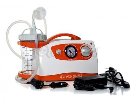 Slika New Askir medicinski aspirator 230/12V BR