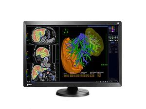 Slika RX650 Medicinski monitor