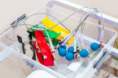 Slika Stipaljke i pumpice za EKG aparate