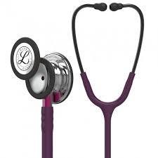 Slika 3M 5960 Littmann Classic III Monitoring Stethoscope Plum 27