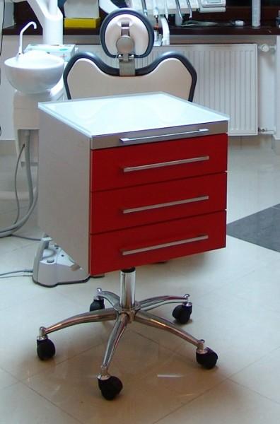 Slika D1-Dent kolica sa fiokama