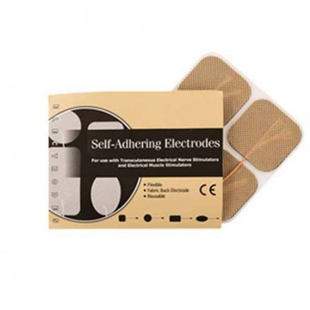 Slika Elektrode za Tens i Ems -visekratna upotreba,Roscoe Medical - Package of 4