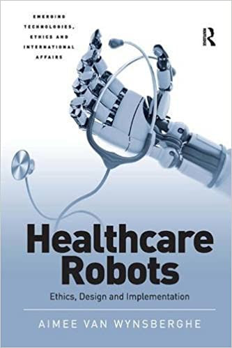 Slika Healthcare Robots: Ethics, Design and Implementation