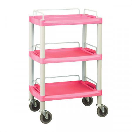 Slika Matsukichi Medical Instrument Classic Kart 3 stepeni Pink