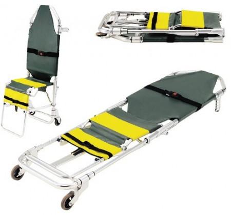Slika Matsunaga -Pomocna nosila i sklopiva stolica u jednom, medical stretchers