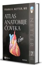 Slika Netter Atlas anatomije čoveka 2018.I sedmo izdanje