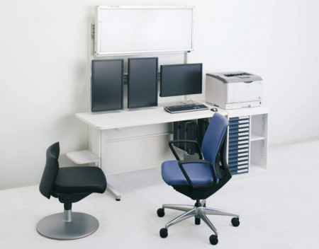 Slika Okamura Fliessend Diagnostic desk radni sto