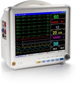 Slika PM-12 Pacijent Monitor Promed EKG/TEMP/RESP