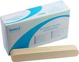 Slika Spatule Romed 100. komada pakovanje