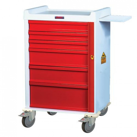 Slika Uvozna kolica HARLOFF -Aluminum MR-Conditional Cart - MR6B