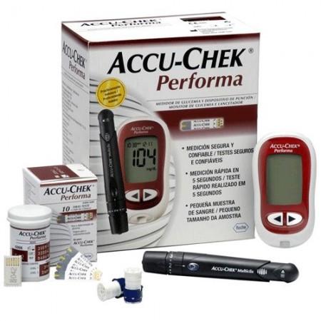 Slika Accu- Chek Performa aparat za merenje nivoa secera u krvi