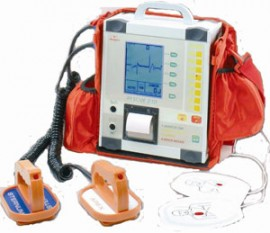 Slika Defibrilator Rescue 230 Medicinski Defibriator