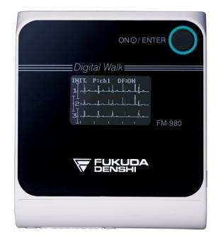Slika Fokuda Japan FM-980,ホルタ記録器 FM-980