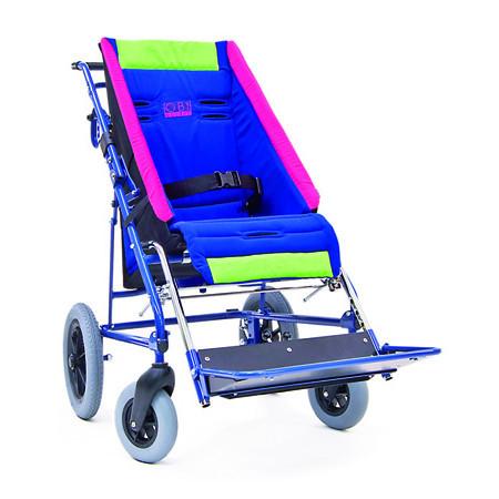 Slika OBI – dečija kolica sa podešavanjem za transport