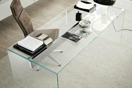 Slika Space Star stakleni sto za ordinacije