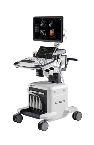 X CUBE 70 Ultimate Capability Ultrazvucni Aparat