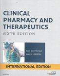 Clinical Pharmacy and Therapeutics, International Edition, 6th Edition
