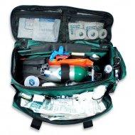 Medicinska torba sa priborom.