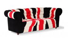Union Jack Sofa, Sofa sa dva sedista