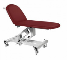 Classic 2 Section Hydraulic Plinth Red Wine